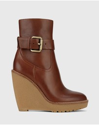 Wittner - Theodore Wedge Ankle Boots
