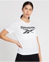 Reebok Performance - Workout Ready Supremium Logo Tee