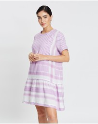 Cecilie Copenhagen - Dress 2, O, Short Sleeves