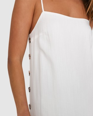 Lost in Lunar  Priya Dress - Dresses (White)