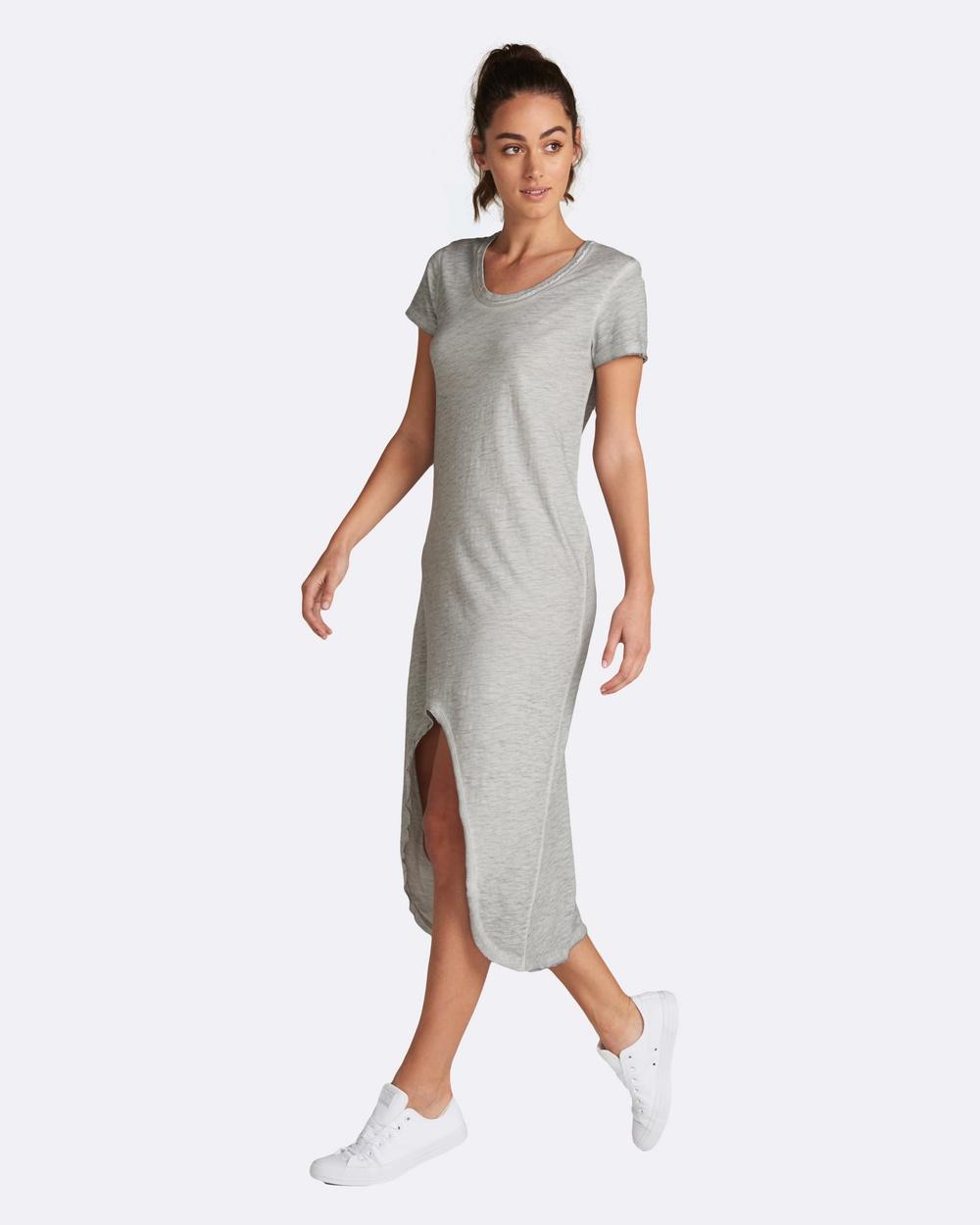 jac + mooki Maisie Dress Dresses Grey Maisie Dress