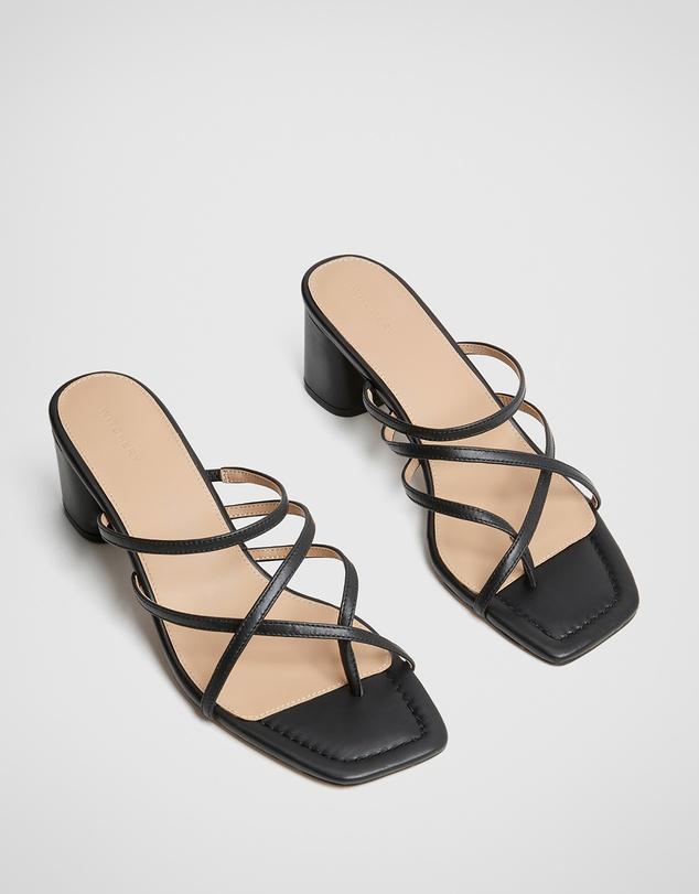 Women Rory Leather Heel