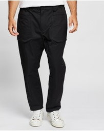 White Mountaineering - Stretched Double Pocket Pants