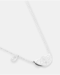 Shine Brightly Necklace - April