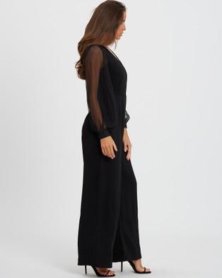 Tussah Elsie Jumpsuit - Jumpsuits & Playsuits (Black)