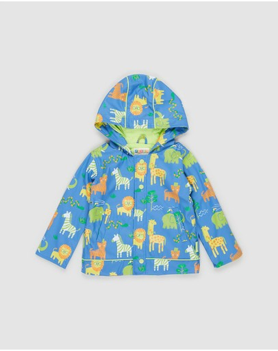 Penny Scallan - Wild Thing Raincoat - Kids