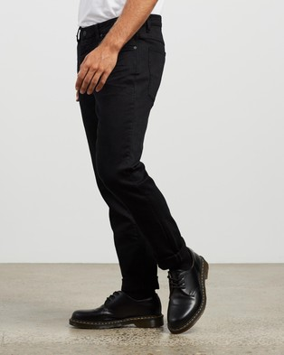 Neuw Ray Tapered Jeans - Tapered (North Black)