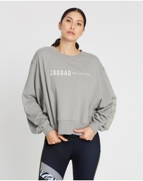 Jaggad - Oversized Crop Sweater