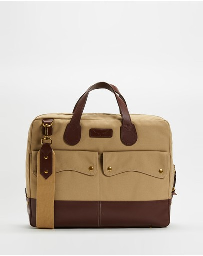 R.M.Williams - Gippsland Duffle Bag
