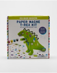 Kid Made Modern - Paint Your Own Paper Mache Kit