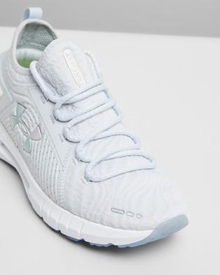 Under Armour UA HOVR?äó Phantom SE HL Iridescent Running Shoes   Women's - Performance Shoes (Halo Grey)