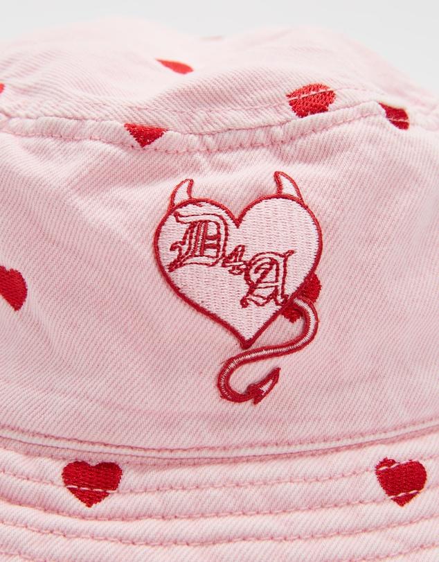 Women Abrand x Dyspnea A Bucket Hat