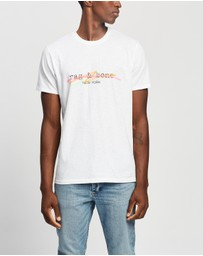 rag & bone - Highlighter Tee
