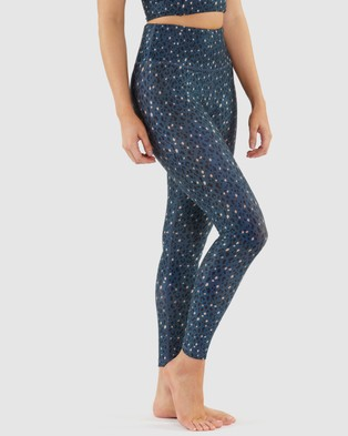 B.O.D by Rachael Finch Elevate Leggings - 7/8 Tights (Mirage)