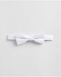 Abelard - Silk Paisley Formal Bow Tie