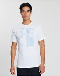 Under Armour - Two-Tone Short Sleeve Tee
