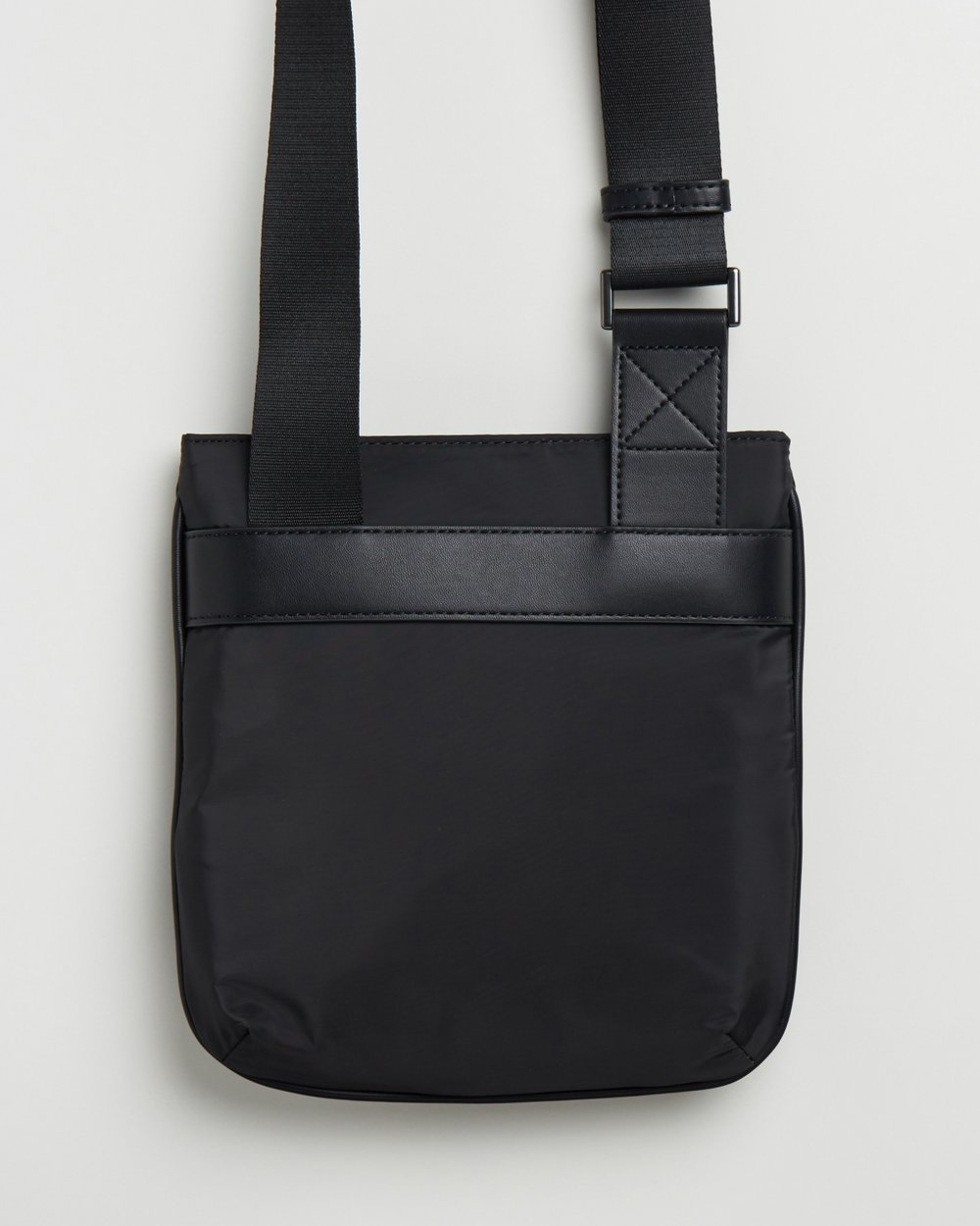 8796a13f2454 Small Flat Messenger Bag by Emporio Armani Online