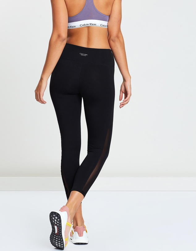 Calvin Klein Performance - Side Power High Waist Leggings