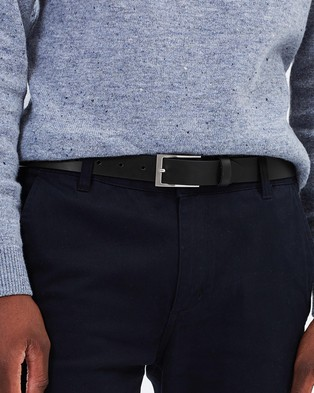 Buckle Leather Belts