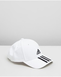 adidas Performance - 3-Stripes Twill Cap