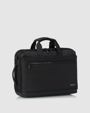 Hedgren Display 3 Way Briefcase Backpack 15.6
