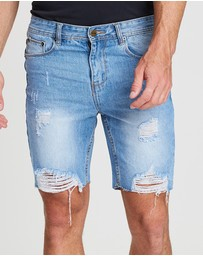 NORTHSIDER - NTH Street Denim Shorts