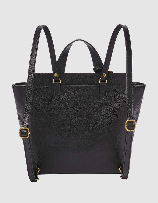 Women Amelia Black Backpack