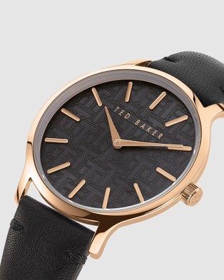 Ted Baker Poppiey - Watches (Black)