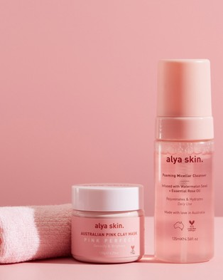 Alya Skin Pink Clay Mask - Beauty (N/A)