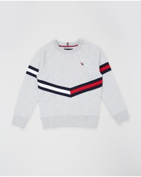 Tommy Hilfiger - Essential Monogram Sweatshirt - Teens