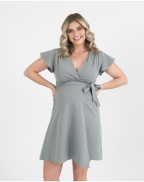 Kate Douglas Designs - Alice Linen Dress