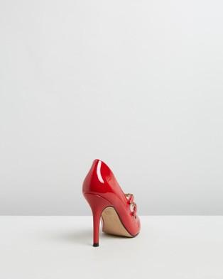 Nina Armando Millie - Heels (Red Patent)