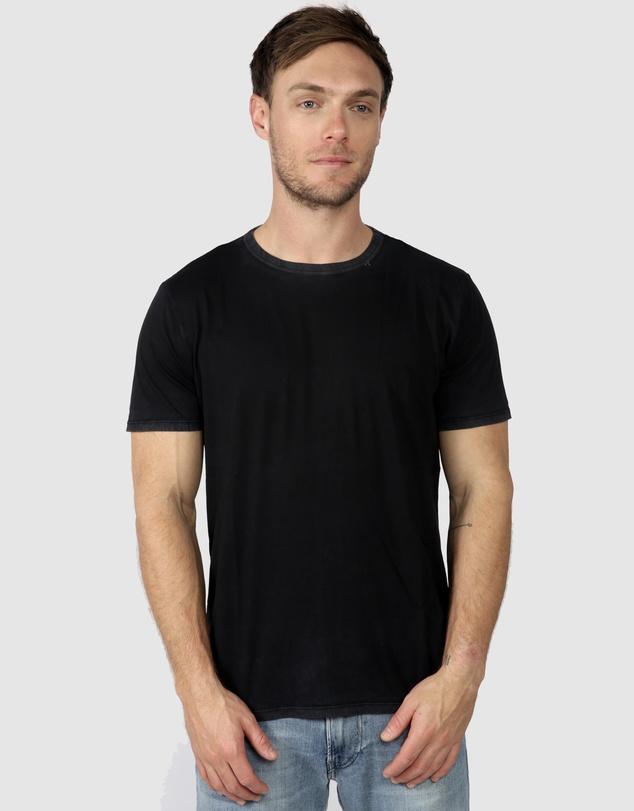 Men Replay Crewneck T-shirts