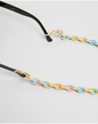 Lele Sadoughi - Cable Length Eye Glasses Chain