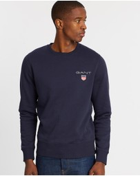 Gant - Medium Shield Crew Sweater