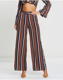 Toby Heart Ginger - Palazzo Pants
