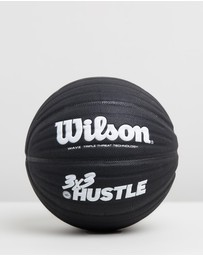 Wilson - NBL 3x3 Hustle Basketball