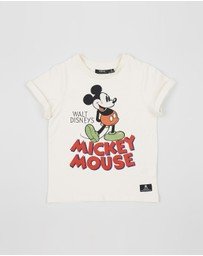 Rock Your Kid - Iconic Mickey Mouse Tee - ICONIC Exclusive - Kids-Teen