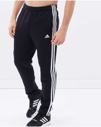 adidas Performance - Essential 3-Stripes Fleece Trackpants