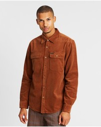 Brixton - Bowery Long Sleeve Flannel Shirt