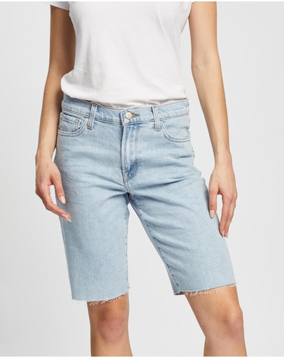 J Brand - Relaxed Bermuda Shorts