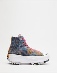Converse - Run Star Hike Knit High Top - Women's