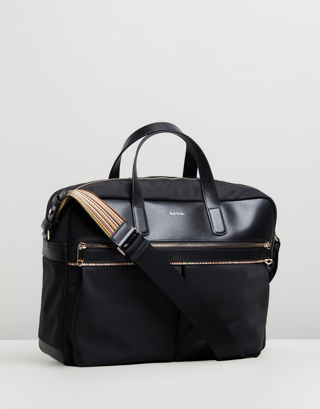 Paul Smith - Functional Nylon Folio Bag