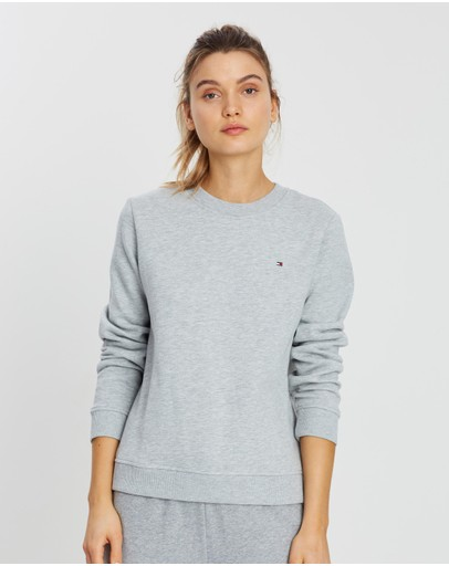 Louisa Crew-Neck LS Sweatshirt