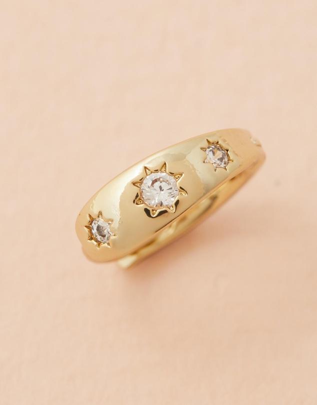 Women Eliza Huggie Earrings