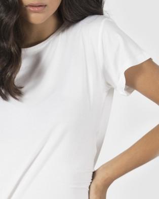 NICO Basic Tee - T-Shirts & Singlets (White)