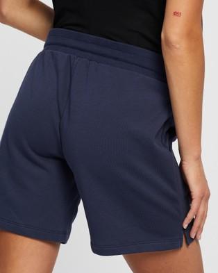 Angel Maternity Maternity Lounge Jersey Shorts - Sleepwear & Loungewear (Navy)
