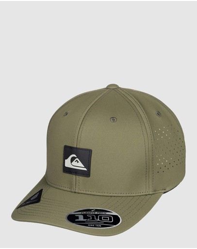 Quiksilver - Mens Adapted Flexfit Cap