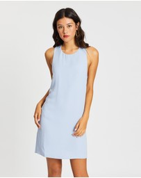 M.N.G - Wrap Back Dress