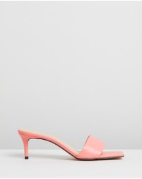 Atmos&Here - Harper Leather Heels